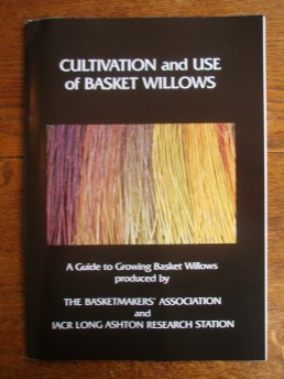 Nationaal Vlechtmuseum- CULTIVATION and USE of BASKET WILLOWS