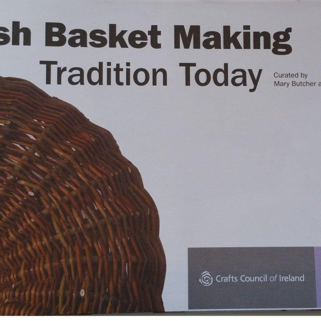 Nationaal Vlechtmuseum- Irish Basket