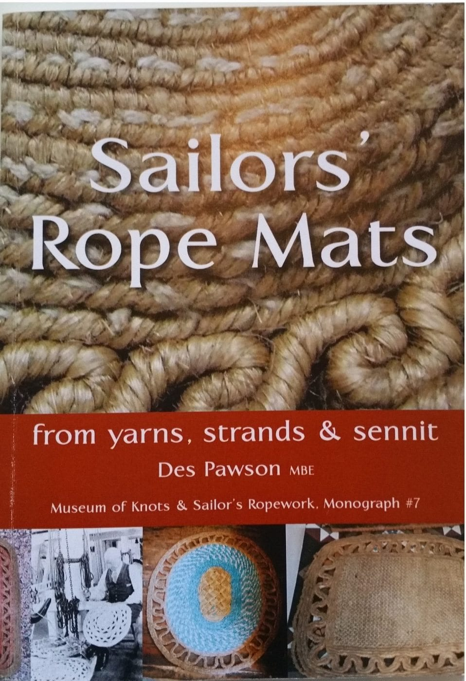 Nationaal Vlechtmuseum- Sailor Rope Mats